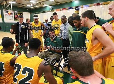 Coach Greg Dunne