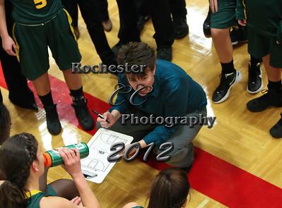 Coach Nicole Beauregard