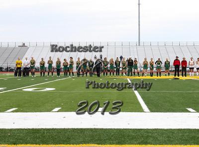 October 19, 2013;  Brockport, NY; USA; Brockport Golden Eagles Field Hockey vs. Oswego Lakers at Bob Boozer Field  Photo: Christopher Cecere