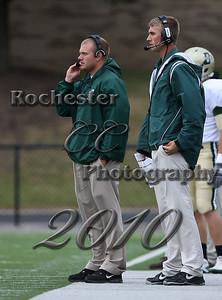 Coach Aaron Zurn, Coach Matt Newman