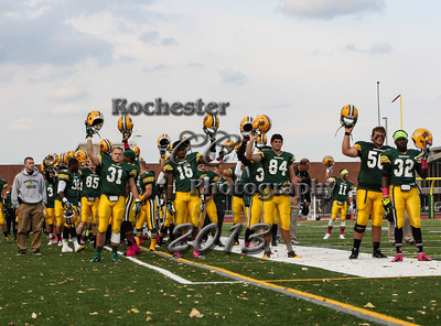 October 19, 2013;  Brockport, NY; USA; Brockport Golden Eagles Football vs. Cortland Red Dragons at Bob Boozer Field  Photo: Christopher Cecere