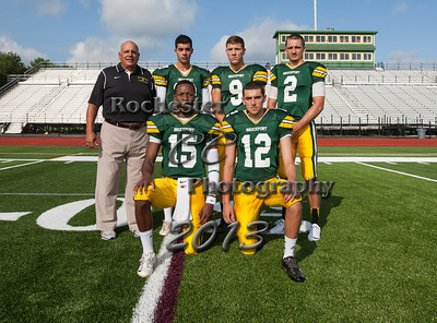 August 31, 2013;  Brockport, NY; USA; during Brockport Golden Eagles Football Team Photos at Bob Boozer Field  Photo: Christopher Cecere