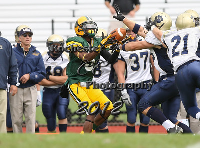 d0869b017 ... Brockport Golden Eagles and the College of New Jersey Lions at Bob  Boozer Field. Photo  Christopher Cecere · Jordan Hogan
