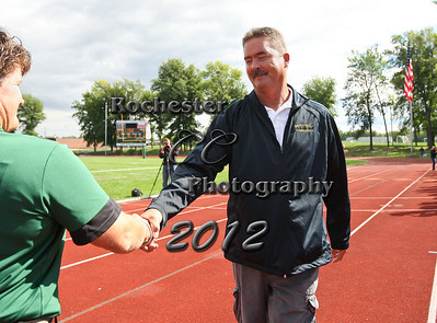 Coach John Feeney