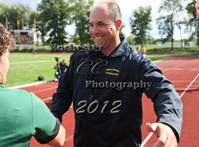 Athletic Trainer Mike Militello