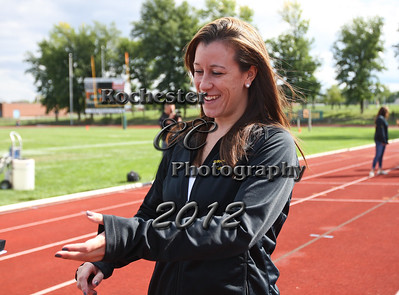 Coach Chelsea Graff