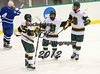 Brockport v. Western New England Golden Bears 12-8-12 : Hockey game between the Brockport Golden Eagles and Western New England Golden Bears at SUNY Brockport's Tuttle North Rink in Brockport, NY.