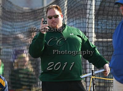 Coach Ed Jaskulski