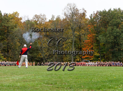 October 5, 2013;  Mt. Morris, NY; USA; Brockport Golden Eagles @ Geneseo Invitational at Letchworth  Photo: Christopher Cecere