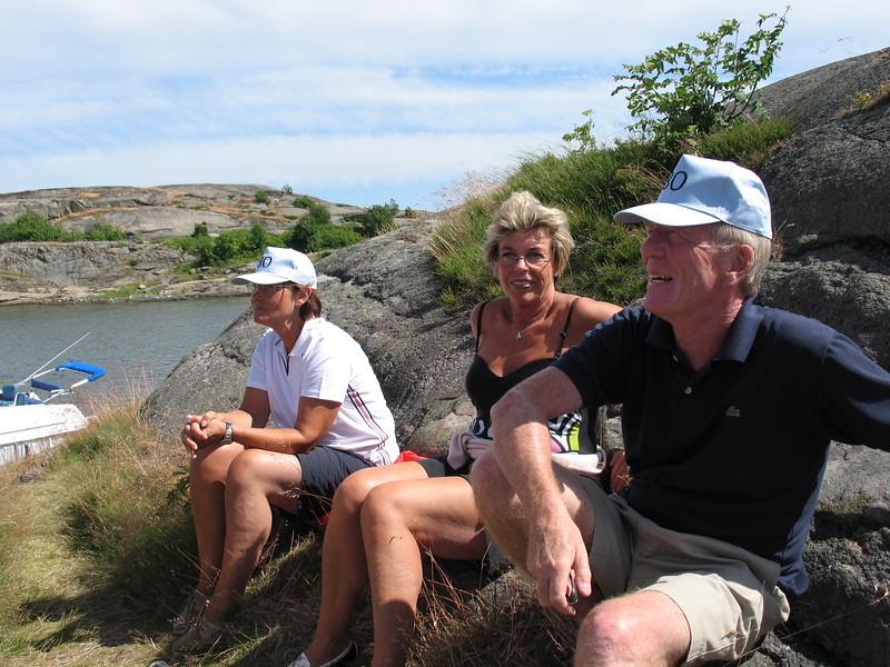 Anne Grethe, Sissel og Petter