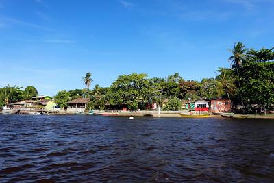 Travessia do Rio Caraíva
