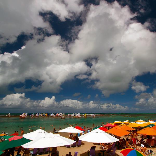 Porto de Galinhas em Pernambuco