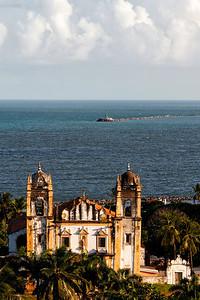 Igreja de Santo Antônio do Carmo (1580/1720) em Olinda