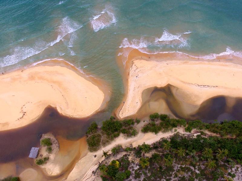 Barra do Rio Trancoso