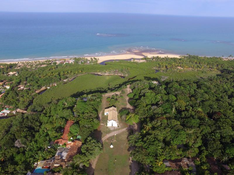 O Quadrado e a praia