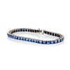 14.25ctw Vintage Sapphire Nice Bracelet 1