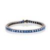 14.25ctw Vintage Sapphire Nice Bracelet 0