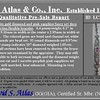 1.87ctw Diamond and Pink Sapphire Art Deco Inspired Bracelet 6