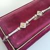 1.87ctw Yellow and White Diamond Bracelet 6