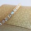 2.70ctw+ Transitional Cut Diamond Bracelet Circa 1930s 1