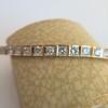 2.70ctw+ Transitional Cut Diamond Bracelet Circa 1930s 10