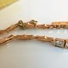 2.70ctw+ Transitional Cut Diamond Bracelet Circa 1930s 2