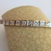2.70ctw+ Transitional Cut Diamond Bracelet Circa 1930s 12