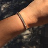 2.70ctw+ Transitional Cut Diamond Bracelet Circa 1930s 21