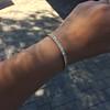 2.70ctw+ Transitional Cut Diamond Bracelet Circa 1930s 26