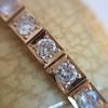 2.70ctw+ Transitional Cut Diamond Bracelet Circa 1930s 13