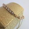 2.70ctw+ Transitional Cut Diamond Bracelet Circa 1930s 9
