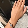 2.78ctw Victorian Cushion Cut Cluster Bangle, French 24