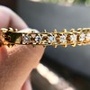 3.24ctw MidCentury Cushion Cut Diamond Bangle by Jack Gutschneider 7