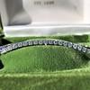 5.05ctw 18kt White Gold Tennis Bracelet 6