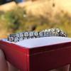 5.05ctw 18kt White Gold Tennis Bracelet 2