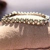 6.00ctw Platinum Diamond Tennis Bracelet 10