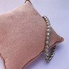 6.00ctw Platinum Diamond Tennis Bracelet 8