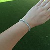 6.50ctw Round Brilliant Diamond Tennis Bracelet 8