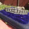 6.94ctw Victorian Diamond Bracelet 17
