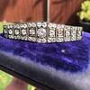6.94ctw Victorian Diamond Bracelet 1