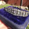 6.94ctw Victorian Diamond Bracelet 16