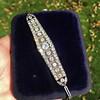 6.94ctw Victorian Diamond Bracelet 11