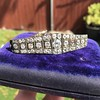 6.94ctw Victorian Diamond Bracelet 8