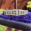 6.94ctw Victorian Diamond Bracelet 18