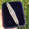 6.94ctw Victorian Diamond Bracelet 4