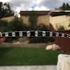 8.17ctw Art Deco Diamond and Sapphire Flexible Link Bracelet 7