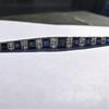 8.17ctw Art Deco Diamond and Sapphire Flexible Link Bracelet 25