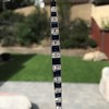 8.17ctw Art Deco Diamond and Sapphire Flexible Link Bracelet 1