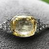 9.50ct (est) Art Deco Yellow Sapphire Bracelet 11