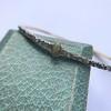 Antique Chrsoberyl Cat's Eye and Diamond Bangle 17